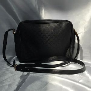 Bags - Authentic Black Gucci Crossbody Bag